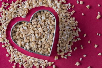 Heart Healthy Steel Cut Oats