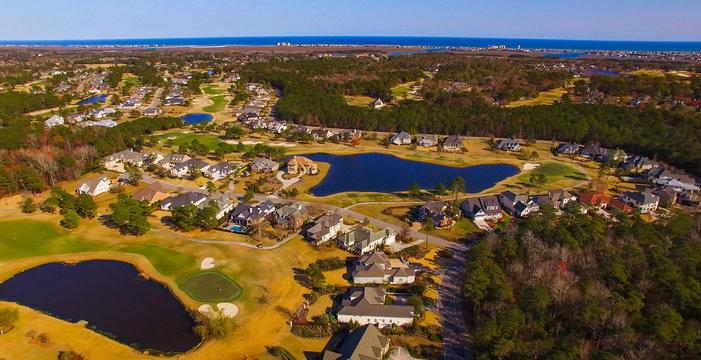 Beautiful private beach neighborhood golf course