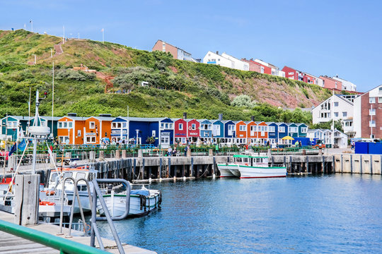 House on Helgoland