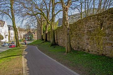 Recklinghausen Stadtmauer Altstadt