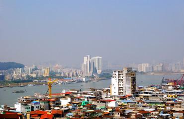 Macao and China, Macao