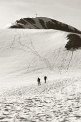 Similaun Peak, Ötztal Alps, Austria