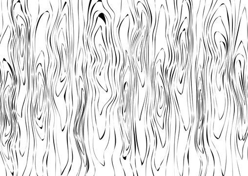 wood texture black and white vector symbol icon design.