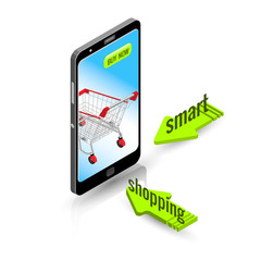 Shopping with your smartphone