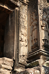 Temples of Angkor Wat, Siem Reap, Cambodia