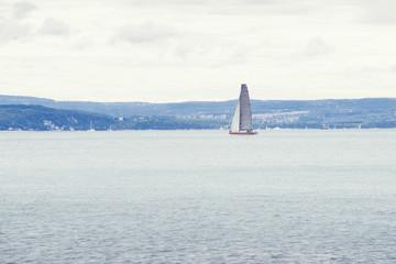 sea yacht sailing