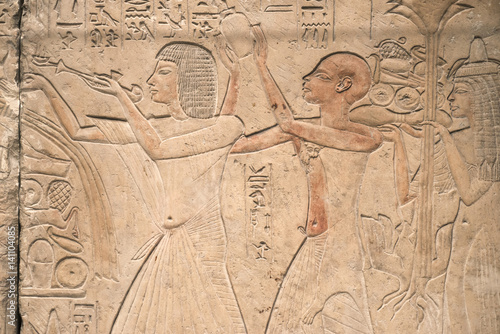 Quot ancient egyptian stone carving stockfotos und