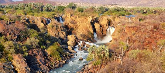 Epupa Waterfall
