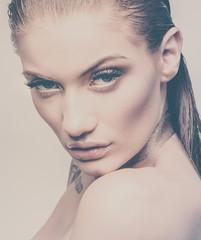 Obraz Kobiecy portret - fototapety do salonu