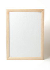 mockup Frame on white background
