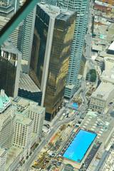 Skyline Torre Toronto Canadá