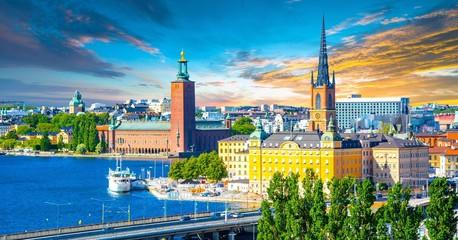Garden Poster Stockholm Stockholm, Suède