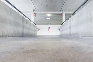 an corridor or hallway