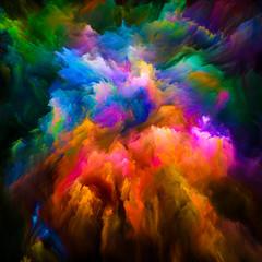 Reality of Virtual Canvas