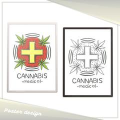 Medical Marijuana Poster Six