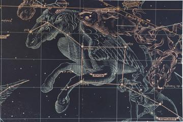 Mapa nieba-pegaz