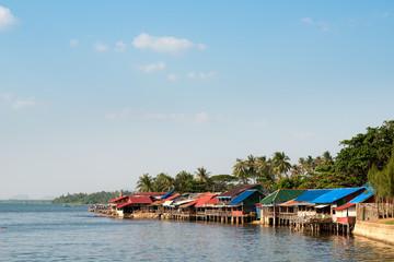Kep Crab Market, Cambodia