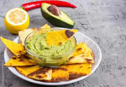 how to keep guacamole dip fresh
