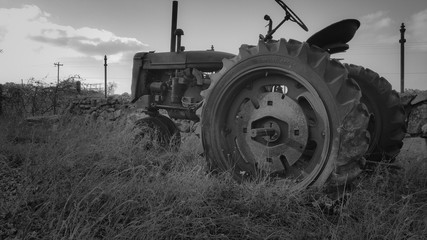 Lonely Tractor