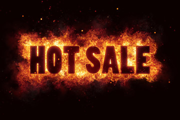 Fiery hot sale design template burn flame