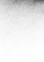 graffiti sprayed gradient effect in black on white