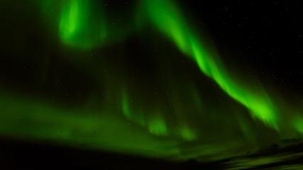 Aurora borealis or northern lights, Norway