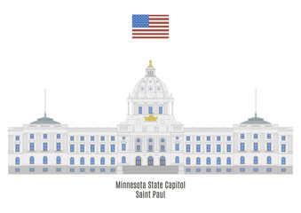 Minnesota State Capitol, Saint Paul, United States of America