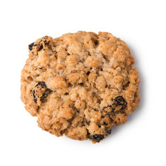 Papiers peints Biscuit oatmeal cookies