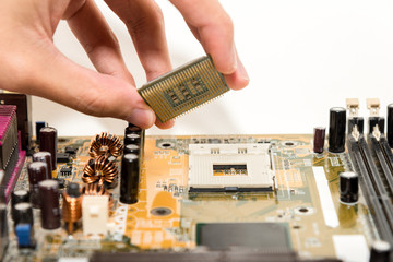 Main board computer motherboard cpu 