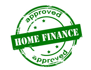 Home finance approved