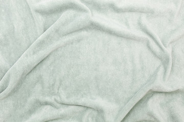 Closeup of clothes texture background.