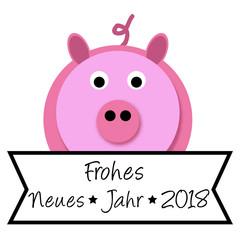 Glücksschwein 2018