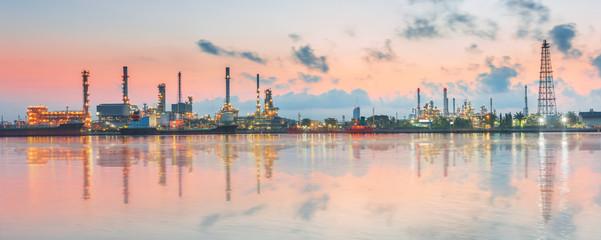 Oil Refinery Factory Bangkok Thailand