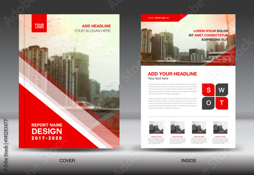 Business Book Cover Quest : Quot red color scheme with city background business book cover