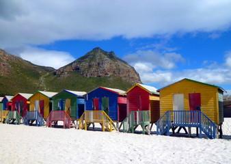 Capetown bath houses.