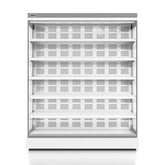Supermarket refrigerator showcase