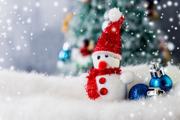 Merry Christmas and Winter decoration