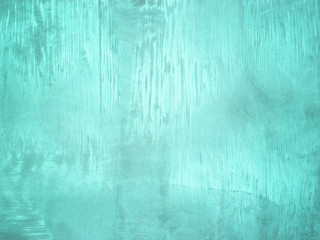 Light Teal wall texture for background
