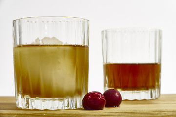 whiskey coctail
