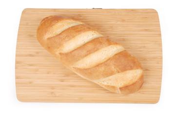 Loaf fresh bread