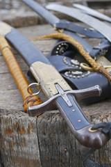 Cossack weapons, swords, swords