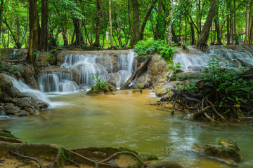 Kroeng Krawia Waterfall