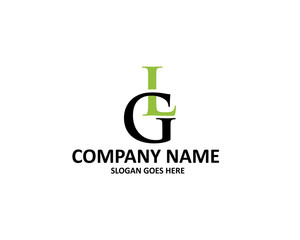 LG Letter Logo