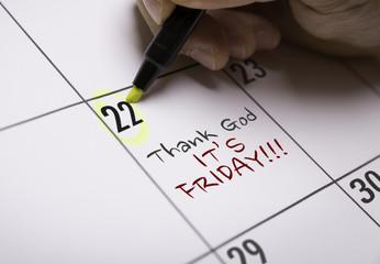 Thank God Its Friday!!!