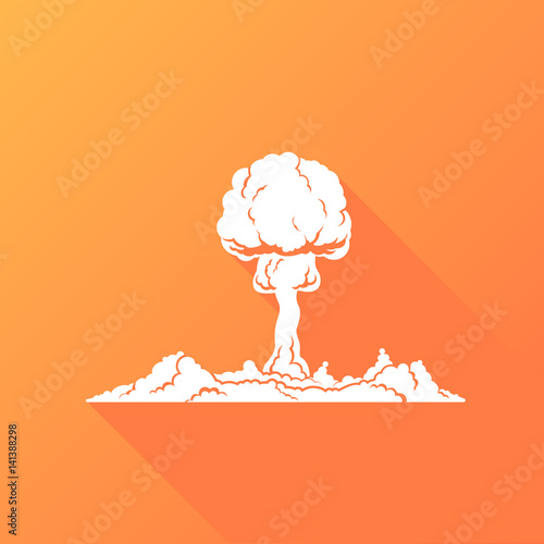 Nuclear Explosion Silhouette | www.imgkid.com - The Image Kid Has It!