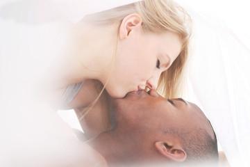 Kissing Under The Blanket