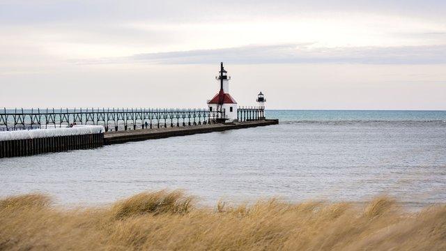 St Jospeh Lighthouse Michigan