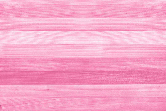 Pink paint wood texture background pattern