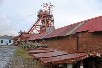 Blaenavon coal mine