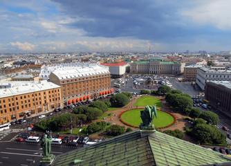 Saint-Petersburg, Russia, St.Petersburg Isaac's Square